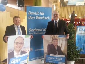 Neujahrsempfang 2014 in Oberwildenau