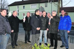 MdB Albert Rupprecht in Schirmitz