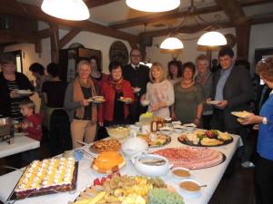 FU-Frauenfrühstück in Grafenwöhr