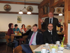 Frauenfrühstück in Grafenwöhr