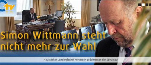 """Abschied vom """"Amt auf Zeit"""""""