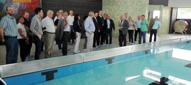Mehr Badevergnügen in sanierter Schwimmhalle