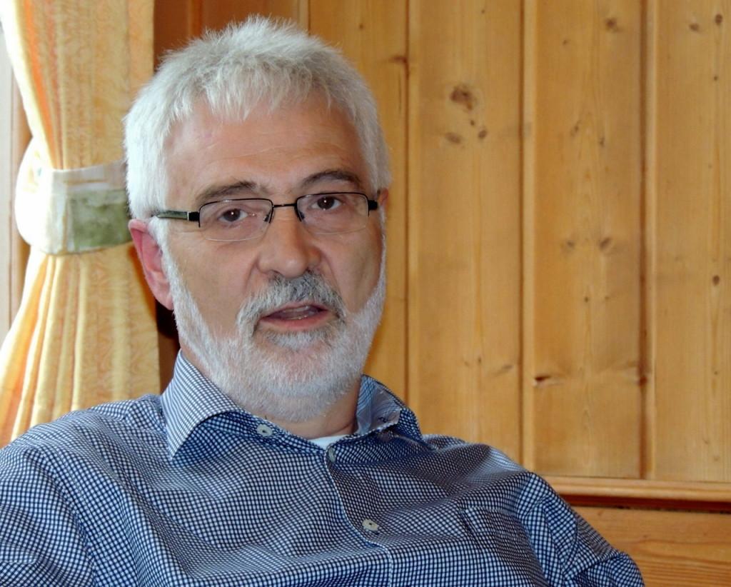Reinhold Zapf, Tourismuschef am Landratsamt Neustadt a.d.Waldnaab.