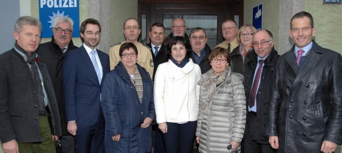 Einsatz für die Bürger: CSU-Kreistagsfraktion sagt Danke