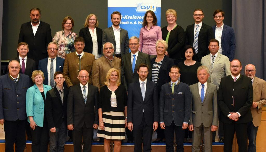 CSU Kreisvorstandschaft 2017
