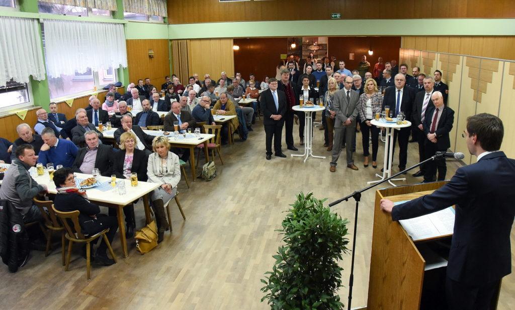 Neujahrsempfang CSU Oberwildenau 2