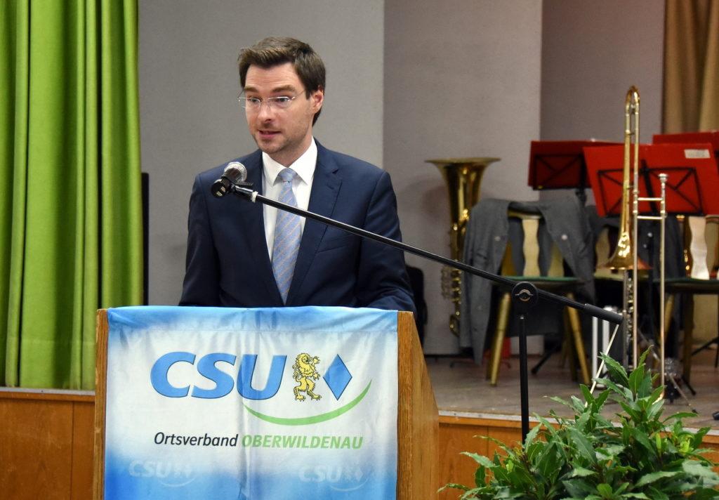 Neujahrsempfang CSU Oberwildenau 3