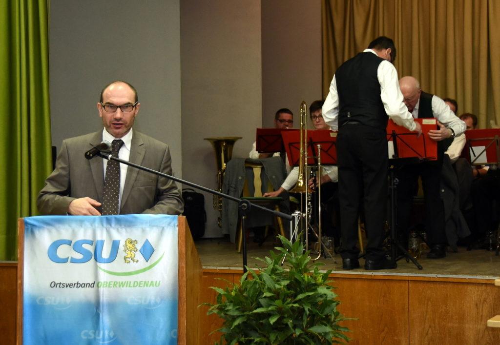 Neujahrsempfang CSU Oberwildenau 4