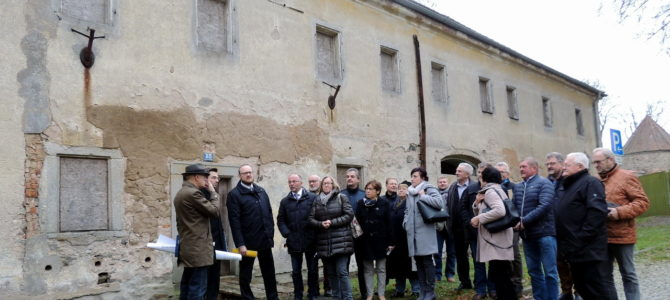 Neues Leben in historischen Mauern