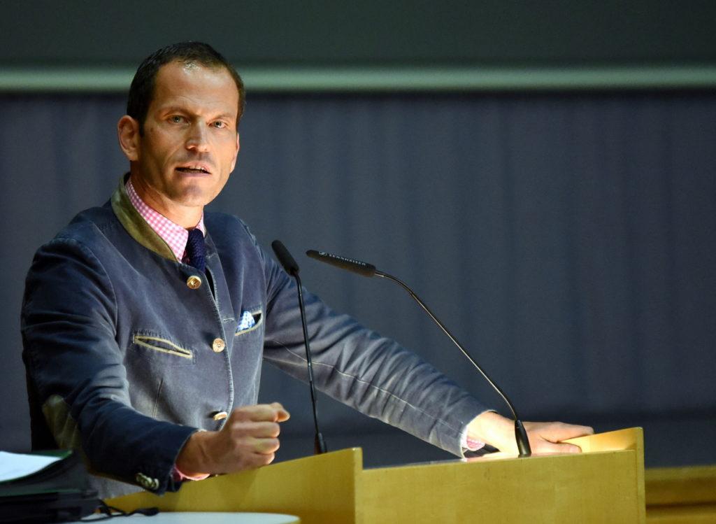 Bundestagsabgeordneter Albert Rupprecht