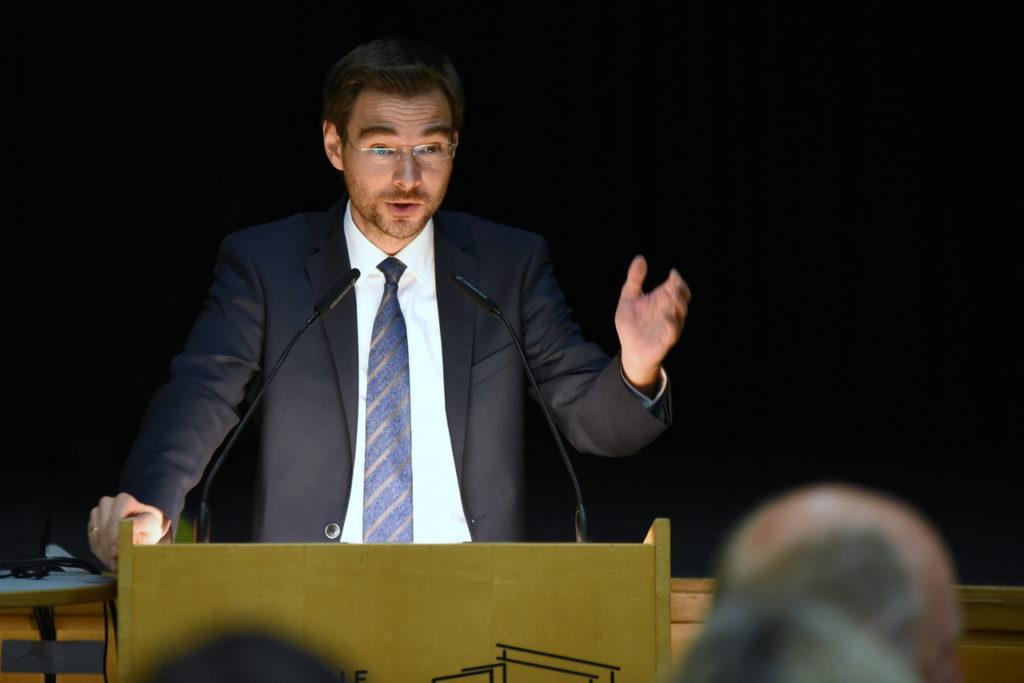 Dr. Stephan Oetzinger, Direktkandidat für den Bayerischen Landtag
