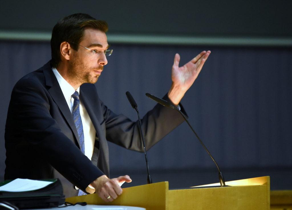 Dr. Stephan Oetzinger, Direktkandidat für den Bayerischen Landtag im Stimmkreis Neustadt-Weiden