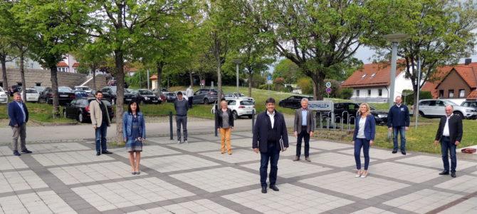 CSU Kreistagsfraktion wählt Vorstandschaft