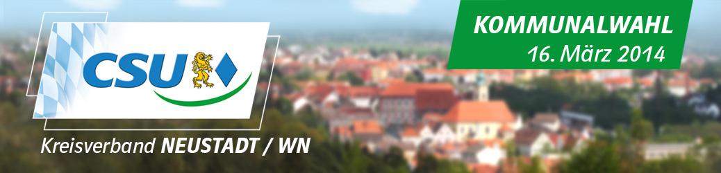 CSU Kreisverband Neustadt / WN