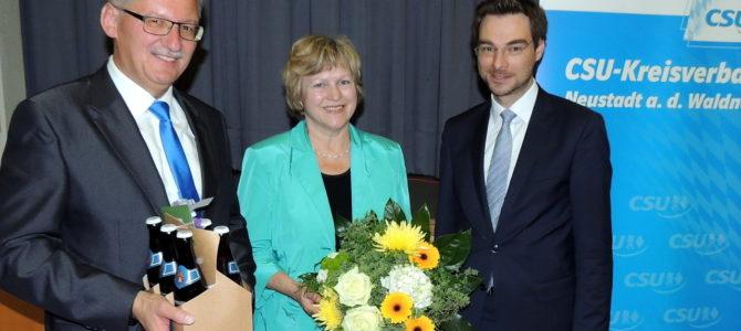 CSU-Kreisverband dankt Petra Dettenhöfer und Josef Hammer