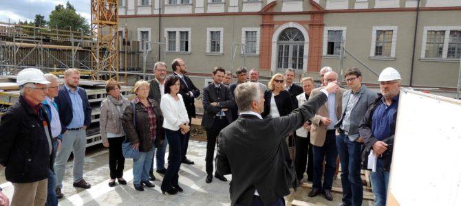 Richtige Entscheidung zum Erweiterungsbau